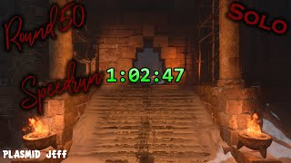 Altar of Blood Round 50 Speedrun 1:02:47