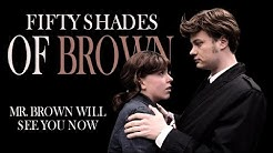 Fifty Shades of Brown - English subtitles (Fifty Shades of Grey parody)