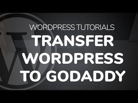 Move WordPress Site to GoDaddy – From cPanel to cPanel – Full Walkthrough