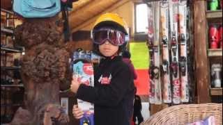 Oliva´s Renta Ski Seguridad para niños en la montaña.  & Nevados d