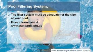 Swimming Pools Australia: Top Pool Safety Tips Perth Joondalup Wa