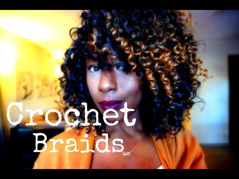 Crochet Braids with Freetress Gogo Curl Hair I Xpress Your Kinks Salon