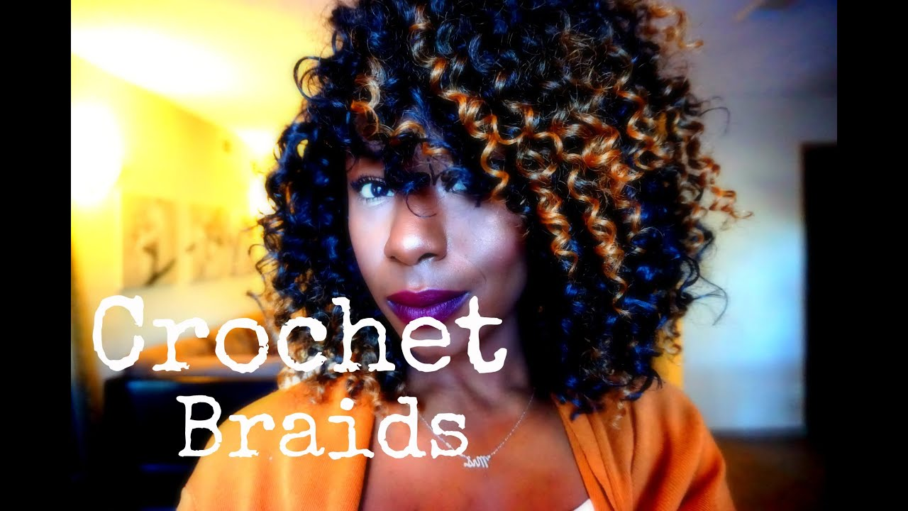 Freetress Crochet Hair Gogo Curl : Crochet Braids with Freetress Gogo Curl Hair I Xpress Your Kinks Salon ...