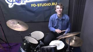 """Творческая студия """"Фортиссимо"""" - обучение на барабанах..."""