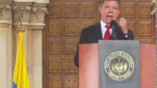 Discurso del presidente Juan Manuel Santos en Ramiriquí (Audio)