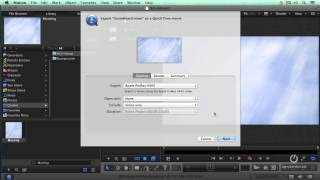 Convert Motion Projects For Final Cut Pro X (10.1)