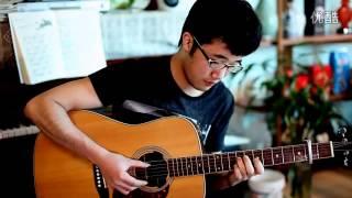 paddysun kungfu guitar cover