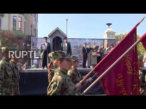 Serbia: Belgrade celebrates 73rd liberation day with 'Freedom March'