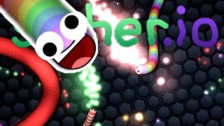 WARPING TO THE LEADERBOARD!! | SLITHER.IO