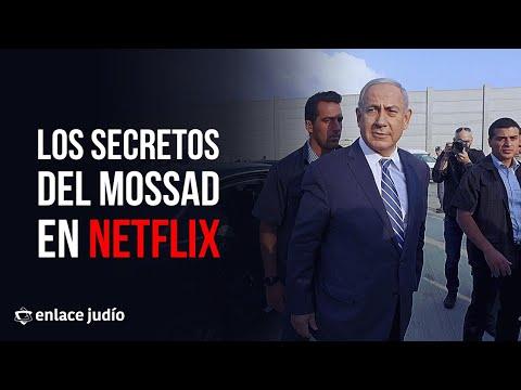 Los Secretos Del Mossad Expuestos En Netflix
