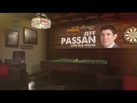 ESPN's Jeff Passan Talks Manny Machado, Bryce Harper & More w/Dan Patrick | Full Interview | 2/20/19
