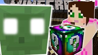 Minecraft: SPIRAL LUCKY BLOCK 100 WAYS TO DIE - Lucky Block Mod - Modded Mini-Game