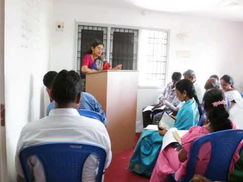 Session 3 - Divine Healing Technician Training - Dec 20, 2017, Chennai