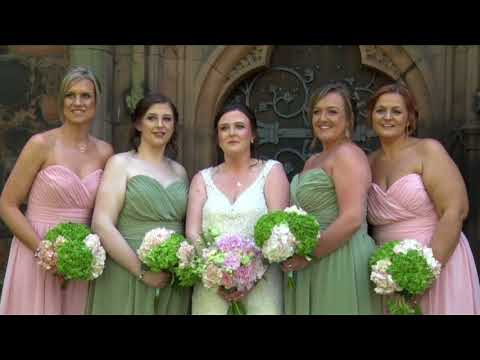 Sarah & Rob wedding video highlights | Wrenbury Hall, Nantwich