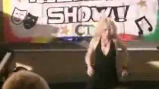 Evanna Lynch Dancing - 2008