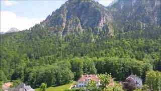 Путешествие по Германии.Бавария.Замок Neuschwanstein(Это видео-увлекательное путешествие по Германии.Я так давно мечтала побывать в замке Neuschwanstein, построенным..., 2015-06-18T13:23:35.000Z)