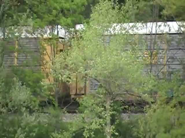 CSX at my camp near Connellsville,PA Travel Video
