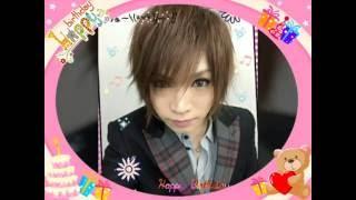 翔さん~32歳の誕生日おめでとう動画を作ってみたよd=(^o^)=b キリッ...