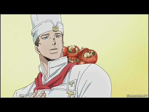 Джоске и Окуясу хотят кушать