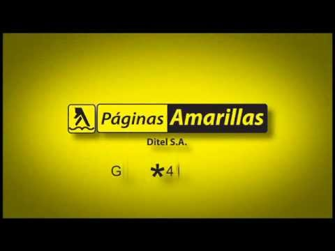 Spot paginas amarillas 2 youtube for Paginas amarillas pamplona