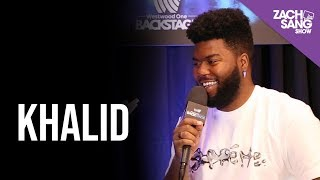Khalid | Backstage at The Billboard Music Awards