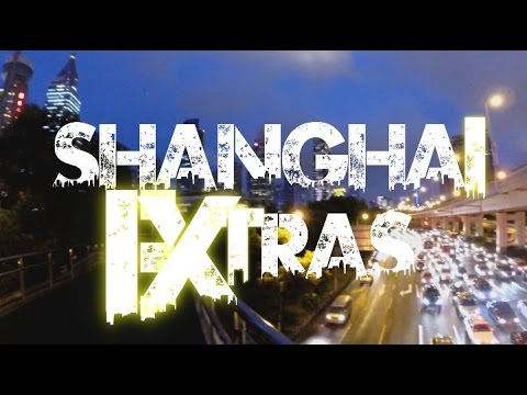 {☯EXTRA☯} Shanghai 上海 Day & Night Life - China 2014 [HD+]