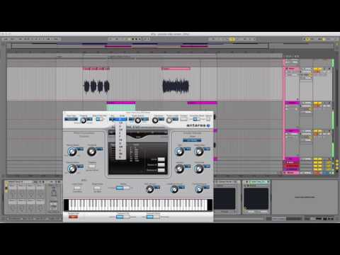 Mixing Hip-Hop #1 - Vocal effects, Autotune, Pitch Effects