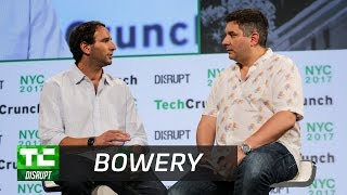 Literally Growing a Business: Bowery Farming's Irving Fain | Disrupt NY 2017