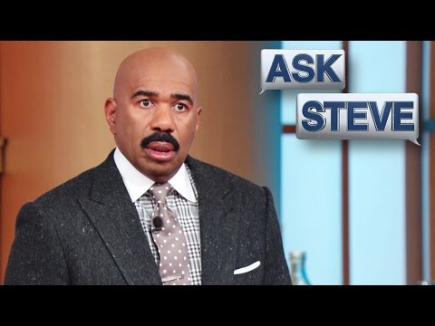 Ask Steve: It ain't happenin'  || STEVE HARVEY