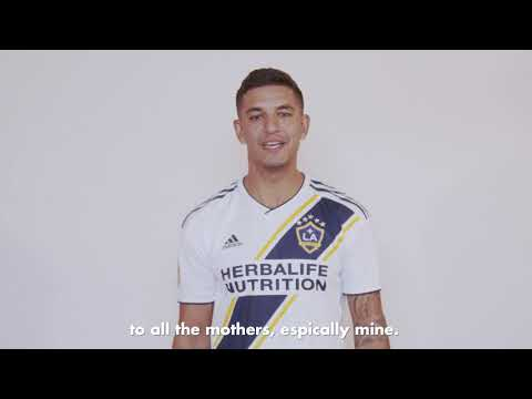 Happy Mother's Day from the LA Galaxy!