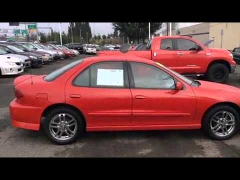 2003 chevrolet cavalier ls sport in oregon city or 97045 youtube 2003 chevrolet cavalier ls sport in