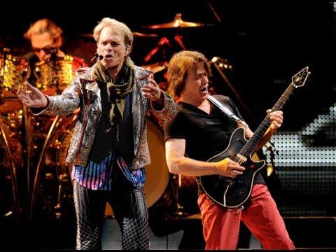 Van Halen - Dress Rehearsal Inglewood, CA 2/8/12 MULTI-CAM
