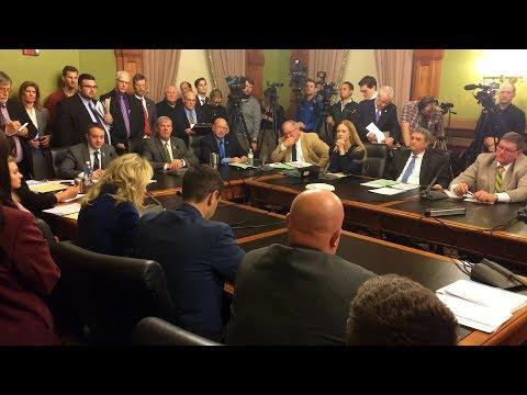 Heartbeat Bill Passes Iowa Senate Committee