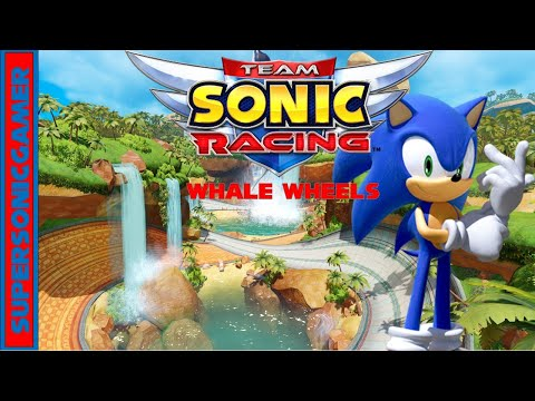 Team Sonic Racing: Whale Wheels
