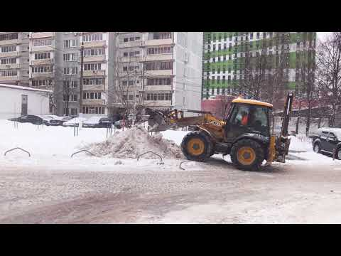 Снегосвалка МБУ «Одинцовское городское хозяйство», Одинцово, Маршала Крылова д.6