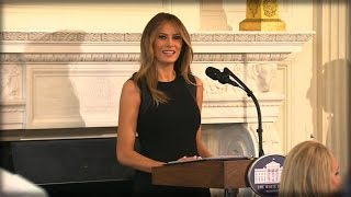 WATCH: MELANIA TRUMP JUST DROPPED TRUTH BOMB ABOUT HER PAST THAT'LL ROCK LIBS TO THEIR CORE