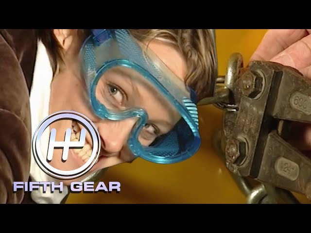 How To Remove A Clamp | Fifth Gear Classic