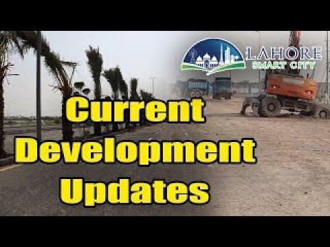 Lahore Smart City   Current Development Updates   Site Visit   Property Studio
