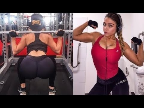 UNBELIEVABLE!!! THE STRONGEST GIRL WORKOUT - STRONG IS BEAUTIFUL HD