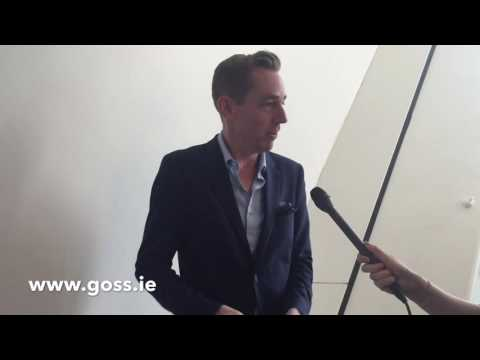 Ryan Tubridy chats to Goss.ie about the Toy Show and Dancing With The Stars