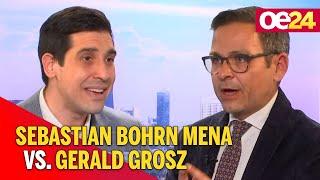 Fellner! LIVE: Sebastian Bohrn Mena vs. Gerald Grosz