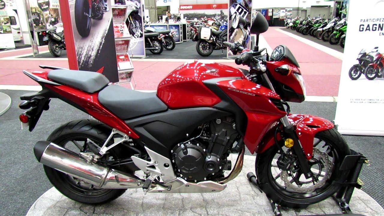 2013 Honda CB500F - Walkaround - 2013 Quebec City ...Honda Superbike 2013 Wallpaper