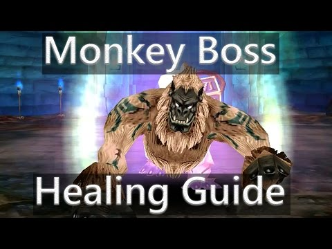 Order And Chaos Online Monkey Boss Healing Guide