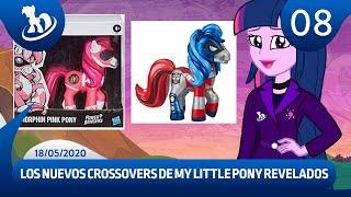 18052020  Los nuevos crossovers de My Little Pony revelados  Las Noticias MLP Matutino #08