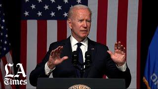 Biden honors victims of Tulsa Race Massacre at centennial event