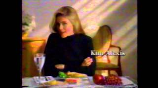 1995 Alpine Lace Cheese Commercial (kim Alexis)