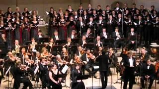 O.Kozlovsky - Requiem - X. Agnus Dei - Sergey Semishkur - Olga Pudova - Olesya Petrova