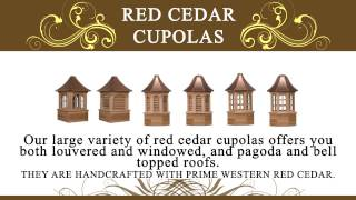 Different Styles Of Cupolas