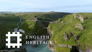 Tintagel Castle - The Making of the New Bridge