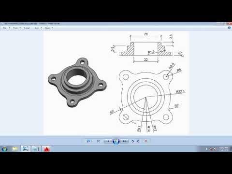 AutoCAD Mechanical Modeling